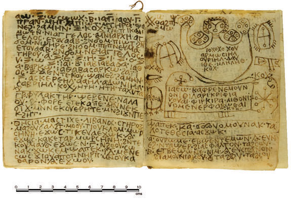 Ancient Egyptian Handbook of Spells Deciphered 112