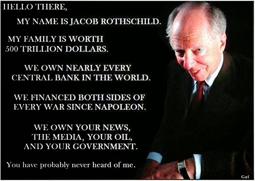 These 13 Families Rule the World: The Shadow Forces Behind the NWO 9