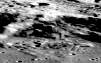 The Alien Bases Found on Our Moon and Mars 64