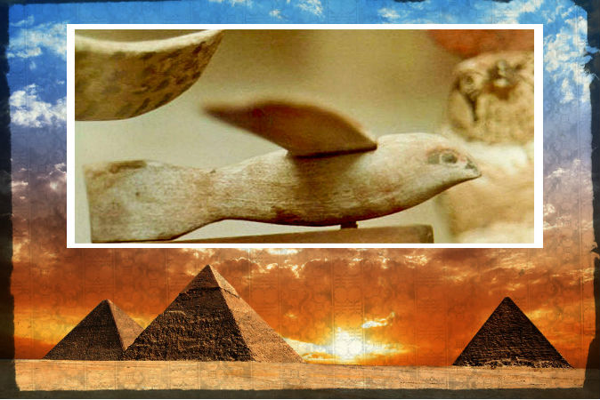 Did Ancient Egyptians Have Airplanes? Mechanical Engineer Thinks So 100