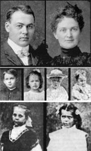 Villisca Moore Family