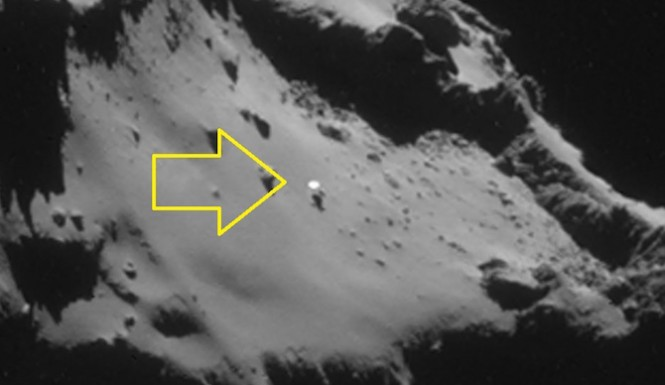 NASA Heard UFO Signals From Comet 67P — Real Reason For Landing On Comet, UFO Site Claims  86