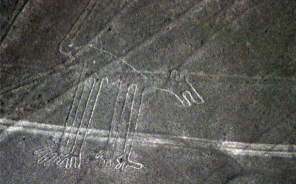The enigmatic Nazca lines of Peru