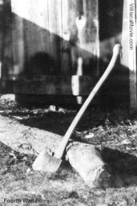 Villisca murder axe