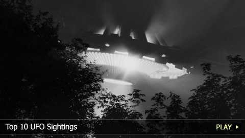Top 10 Best UFO Videos of The Year 2014