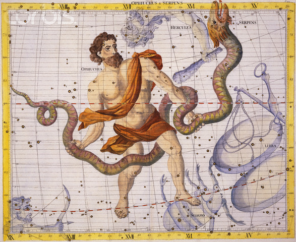 The 13th Zodiac Sign - Ophiuchus 9