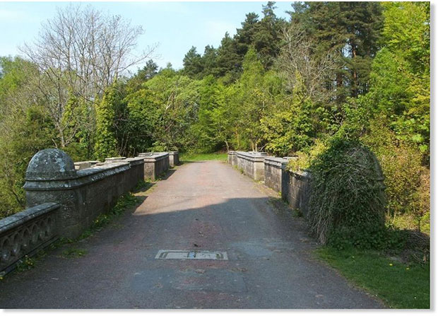 The mystery of the dog suicide bridge of Dunbartonshire, Scotland 3