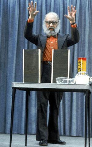 James Randi: debunking the king of the debunkers  92