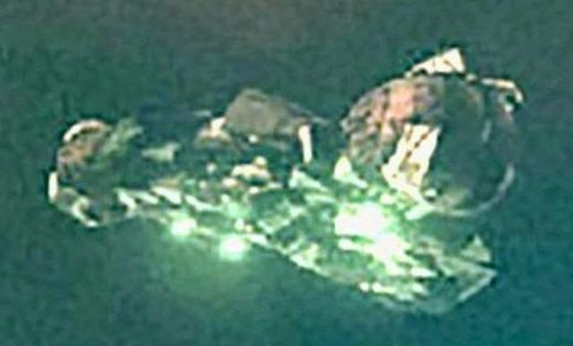 Witness photographs incredible transparent geodesic shaped UFO over Austria  92