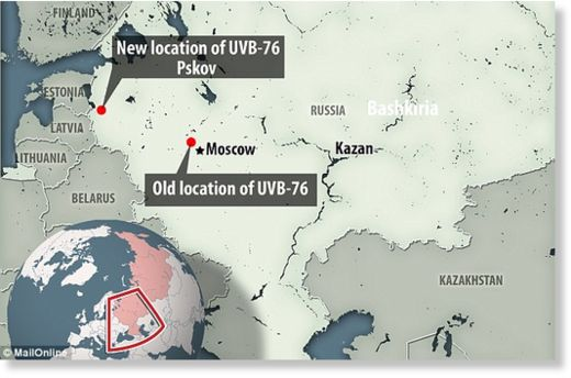 The mystery of UVB-76: Radio station has 'buzzed' every second since the 1970s - but no one knows why 19