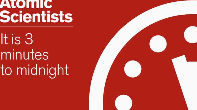 The END is near? Doomsday Clock moved TWO MINUTES closer to MIDNIGHT 11