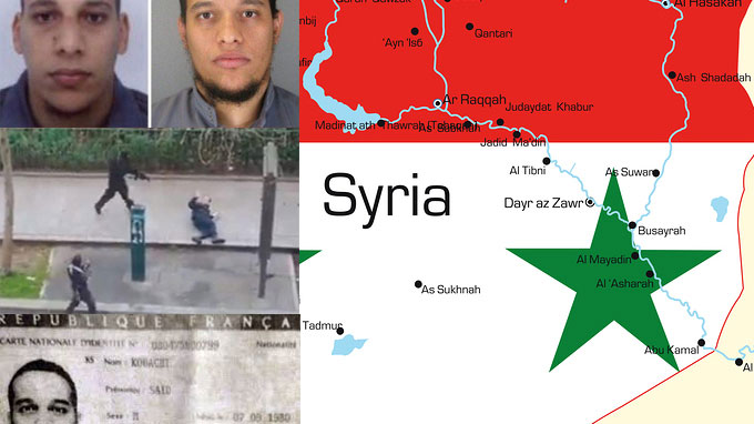 Paris Shooters Just Returned from NATO's Proxy War in Syria - Created by the West? 97