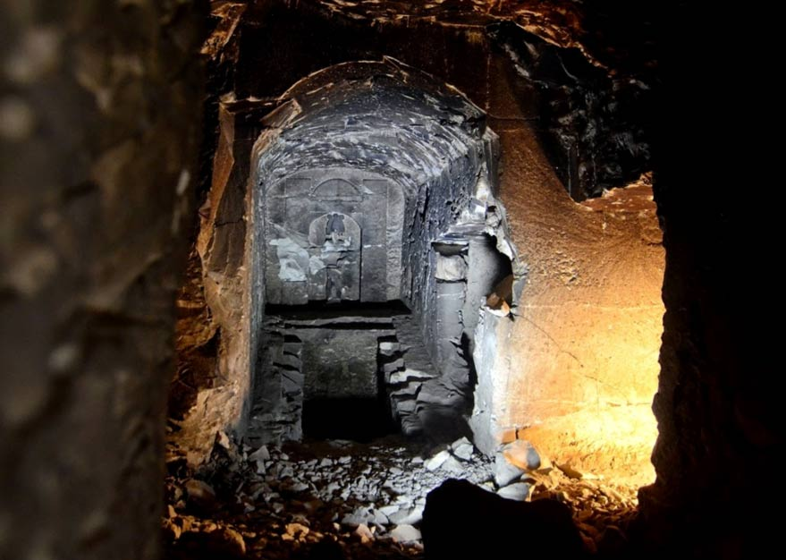 Archeologists discover Mythical Tomb of Osiris, God of the Dead, in Egypt 1