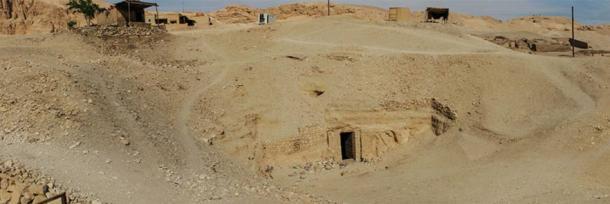 funerary-complex-of-Osiris