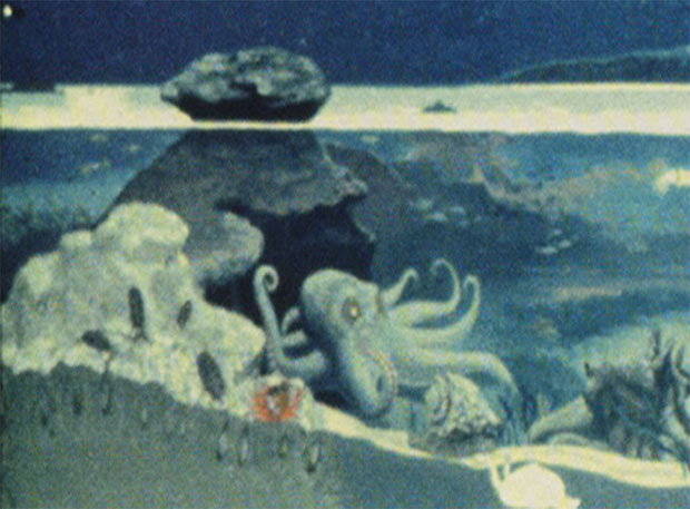 Eight-Armed Terror of the Deep: Is the giant octopus fact? 1