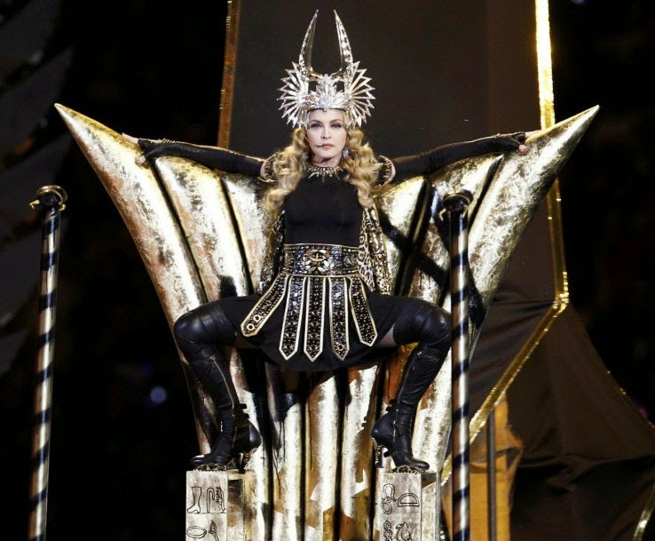 "Madonna's 13th Album / 13 Songs Leaked: ""Illuminati is the Truth and the Light"" 4"