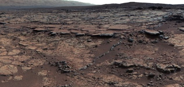 Evidence of fossilized life found on Mars 1