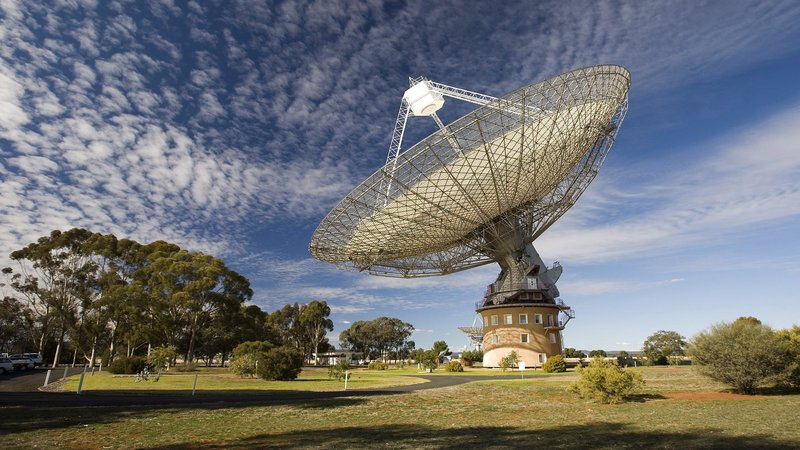 Origin Unknown: Study Says Blast Of Radio Waves Came From Outside Our Galaxy 12