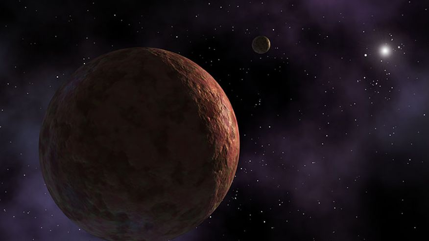 Two large planets may lurk beyond Pluto 26