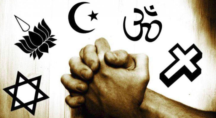 Multiple Religions Worshiping Under The Same Roof… Wait, What?! 1