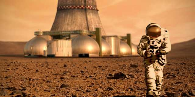 100 finalists have been chosen for a ONE-WAY trip to MARS 33