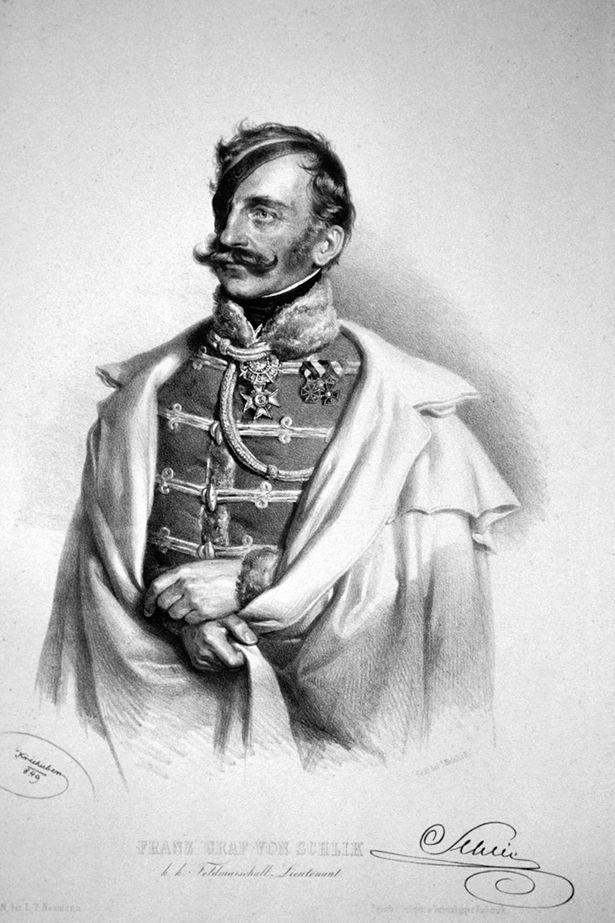 Franz Joseph Heirich Graf Schlik