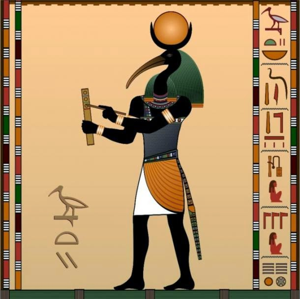 Thoth Hermes Trismegistus and his Ancient School of Mysteries 16