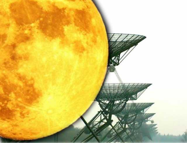 Whistleblower: Massive EXTRATERRESTIAL Crafts Hiding Behind Moon 14