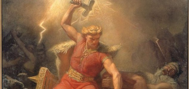 Iceland to build temple to Norse gods 27
