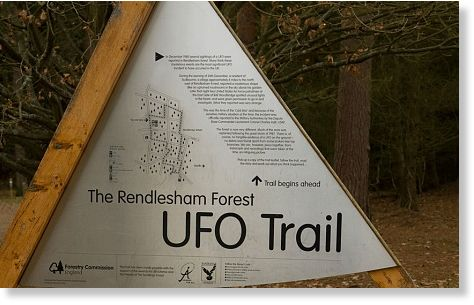 Britain's Roswell: the truth behind the Rendlesham Forest UFO incident 10