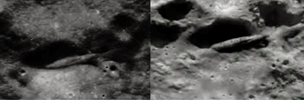 The Top Secret Apollo 20 Mission: 1.5 Million-Year-Old Cigar UFO & Female Alien in Suspended Animation 26