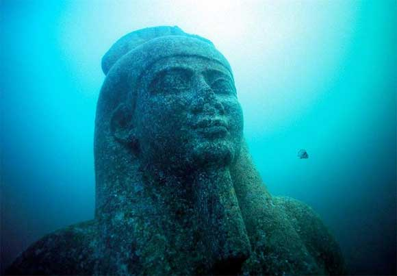 Ancient Cities and Megalithic Sites Underwater 91