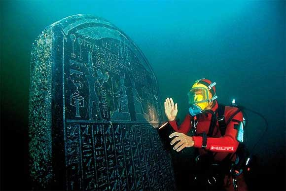 Ancient Cities and Megalithic Sites Underwater 92