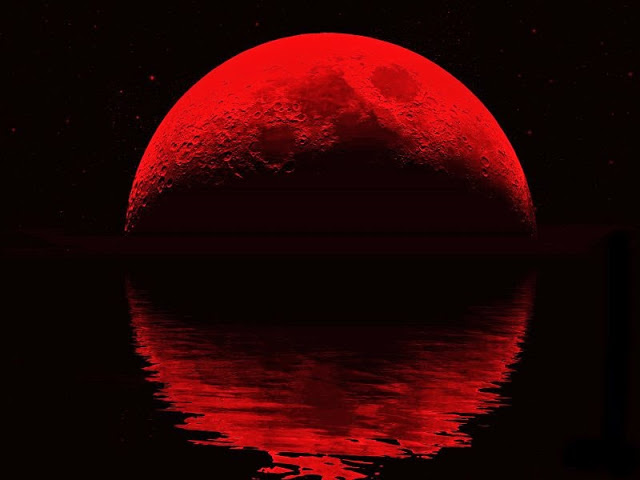 Sign Of Judgment? Total Solar Eclipse On March 20th Falls In The Middle Of The Four Blood Red Moons 3