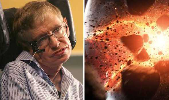 End of the world: God particle could DESTROY universe, warns Stephen Hawking 97