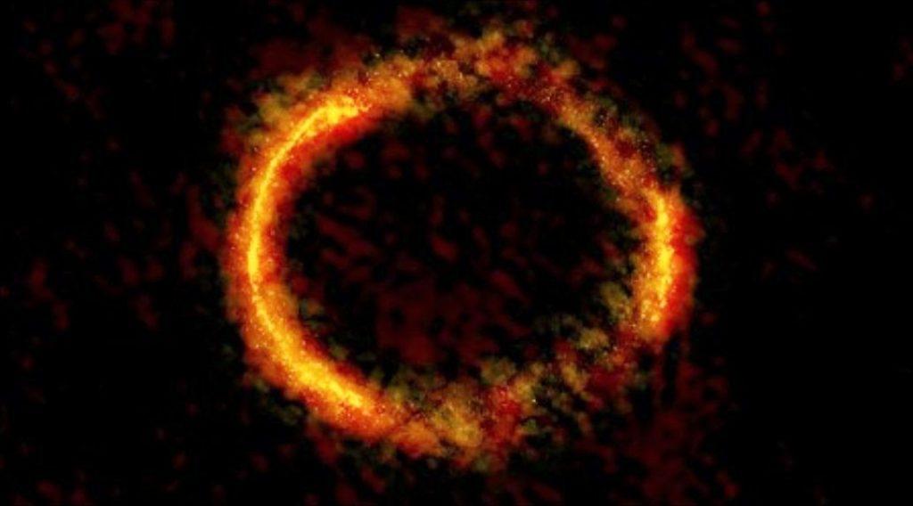 Is This Nibiru, a Galactic Ring of Fire, an Ouroboros, a Portal? 9
