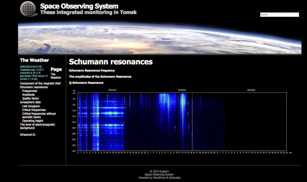 Earth Ascending? Schumann Frequency Resonance of the Earth has DOUBLED! 4