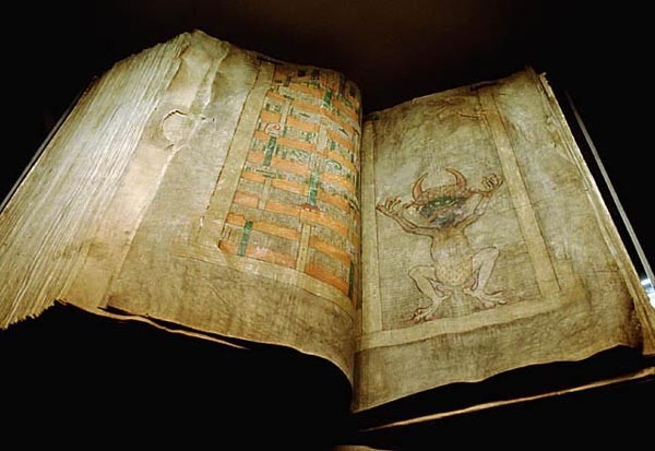 According To Legend, This Infamous Codex Was Written By The Devil Himself 93