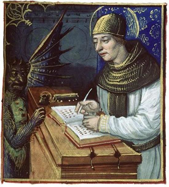 According To Legend, This Infamous Codex Was Written By The Devil Himself 94