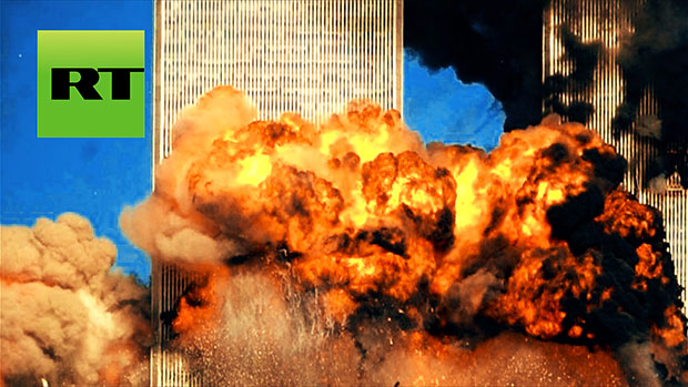 Russia Today Declares '9/11 Was An Inside Job' 24