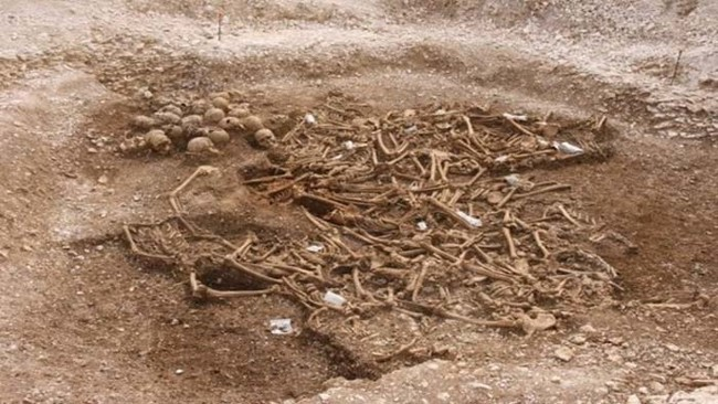 What These Archaeologists Found All Over The World Is Deeply Disturbing. And Yes, It's Real. 24
