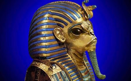 Hibernating Alien discovered inside Secret Chamber in the Great Pyramid 8