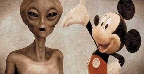 Bizarre Disney UFO Movie Pulled Quickly From Public View in 1995 96