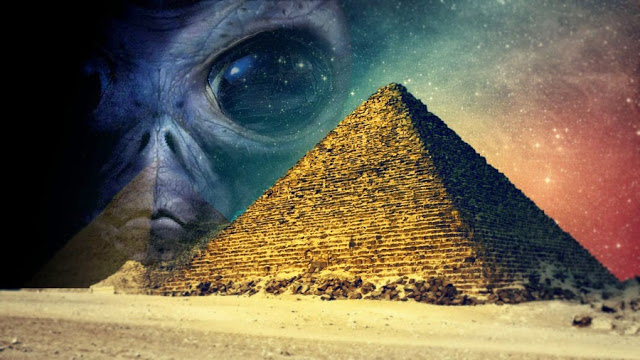 Hibernating Alien discovered inside Secret Chamber in the Great Pyramid 19