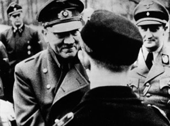 Hitler DID escape Germany in 1945: Staggering new claims point to huge Nazi cover-up 92
