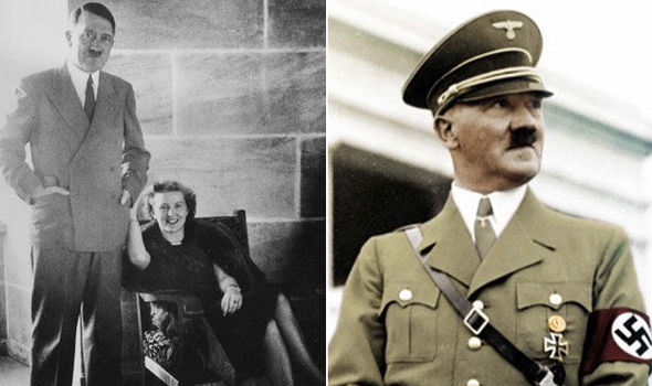 Hitler DID escape Germany in 1945: Staggering new claims point to huge Nazi cover-up 9
