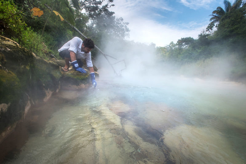 Legend of boiling river in the Amazon appears to be true 22