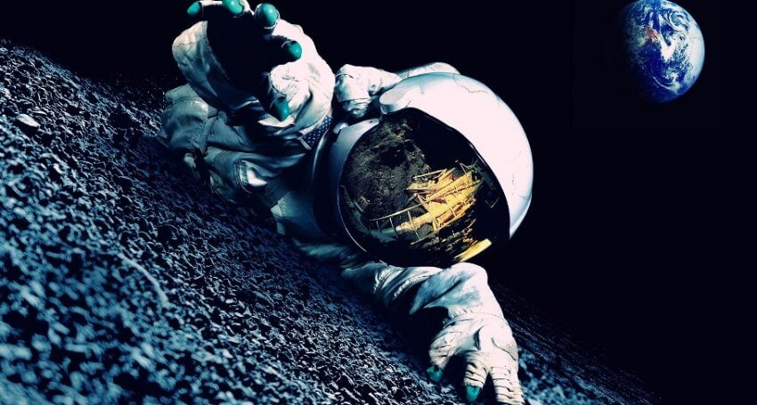 Apollo Mission Ended Because Of Extraterrestrials? 92