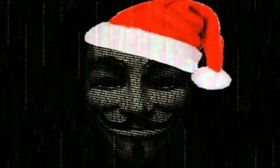 A Hard Hitting Christmas Message From Anonymous – It's Time To Wake Up 88