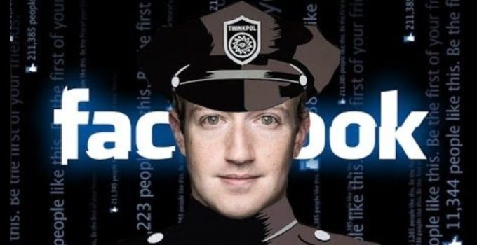 Facebook Says It's Deleting Accounts On Behalf of The U.S., Israeli, & German Governments — This Is Just The Beginning 100